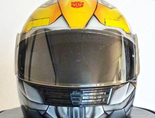 Bumble Bee Helm