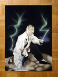 Tai Ji Hero yang lu chan